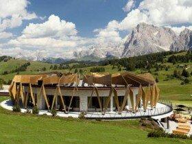 Alpina Dolomites Gardena Health Lodge & Spa