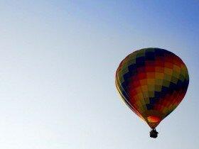 Фестиваль воздушных шаров в Монце