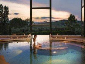 10 спа-отелей стиля люкс