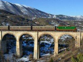 Экскурсии на поезде