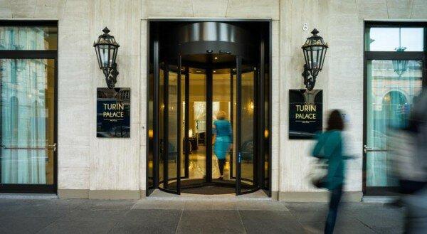 Turin Palace Hotel - Турин Палас Отель . в числе лучших отелей мира
