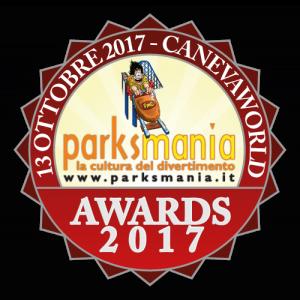 Parksmania 2017 award