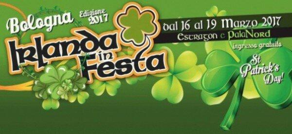 Болонья. Ирландский фестиваль