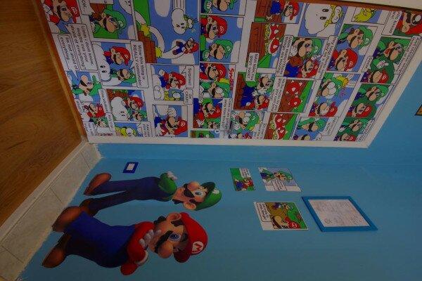 Luugi e Mario