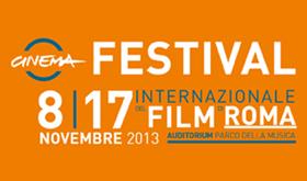 8й Международный кинофестиваль в Риме. Ноябрь 2013