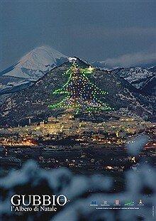 Самая большая рождественская ёлка
