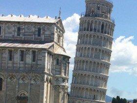 Падающие башни Италии