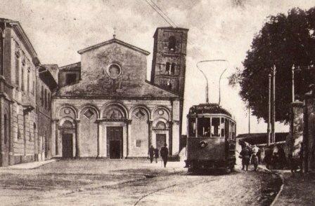 Церковь Сан Никола дельи Скальци в Пизе