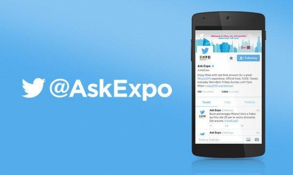 Expo 2015 @AskExpo