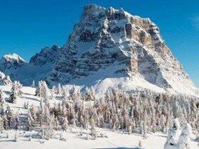 Обновление раздела про горные лыжи
