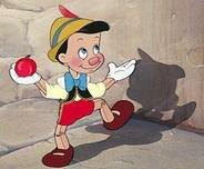 Мультфильм Пиноккио