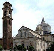 """Duomo Torino - Собор Иоанна Крестителя, где хранится """"Туринская плащаница"""""""