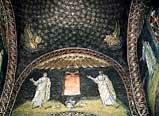 Интерьер мавзолея Галлы Плацидии