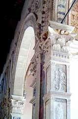 Интерьер церкви Сан-Франческо