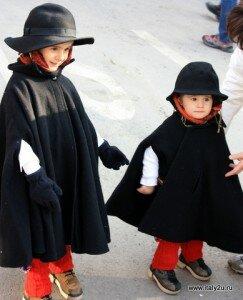 Карнавал Баголино - дети