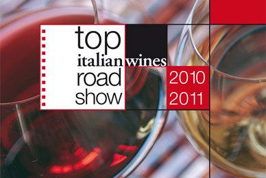 Top Italian Wines Roadshow 2010