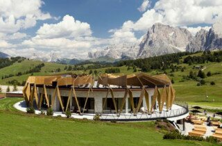 Alpina Dolomites Gardena Health Lodge & Spa