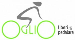 La Ciclovia del Fiume Oglio logo