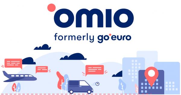GoEuro -> Omio