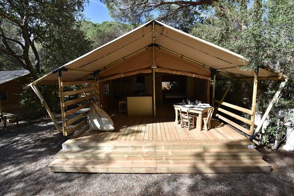 Camping Maremma Sans Souci