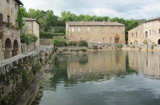 Баньо-Виньони (Bagno Vignoni)
