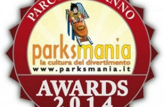 Gardaland 2014 Parco dell'anno